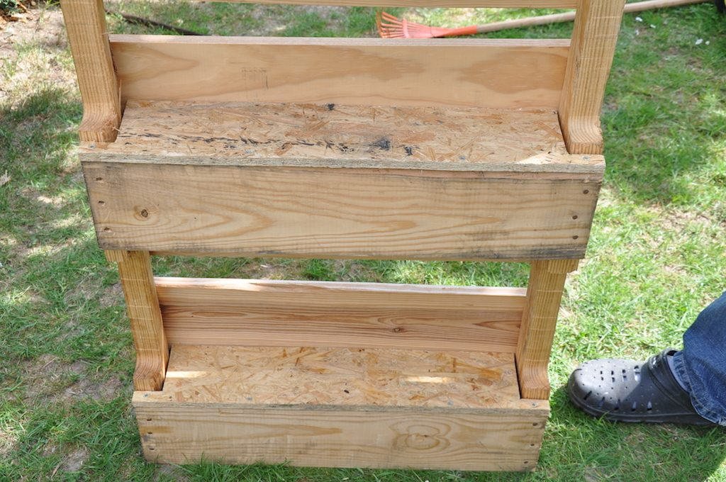 kräuterregal selber bauen einfach